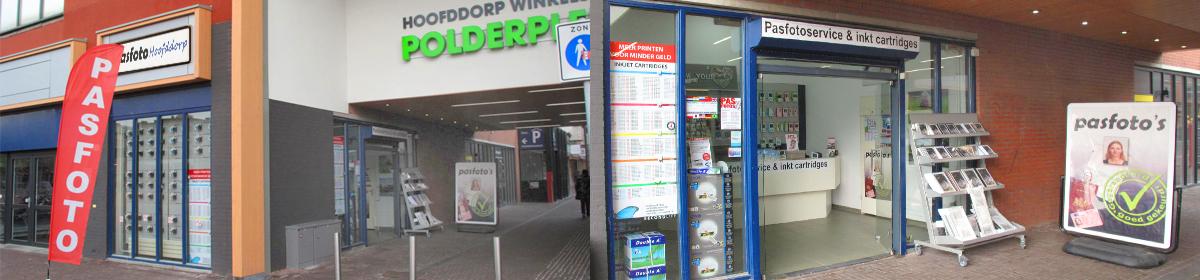 Pasfoto Hoofddorp